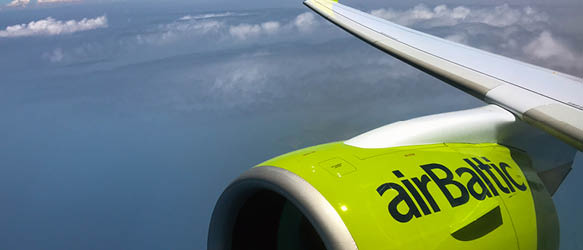 Cobalt Advises AirBaltic on Investment by Latvian Government