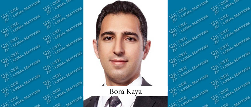 Bora Kaya Takes Charge of Gama Holding Legal Function