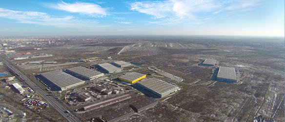 NNDKP Assists CTP with Acquisition of A1 Bucharest Park Logistics Park