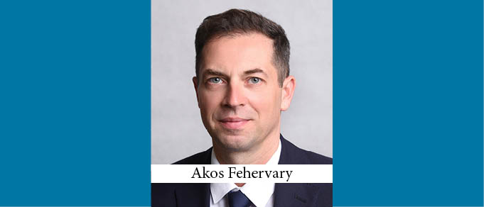 Akos Fehervary Promoted from Local Partner to Principal at Baker McKenzie