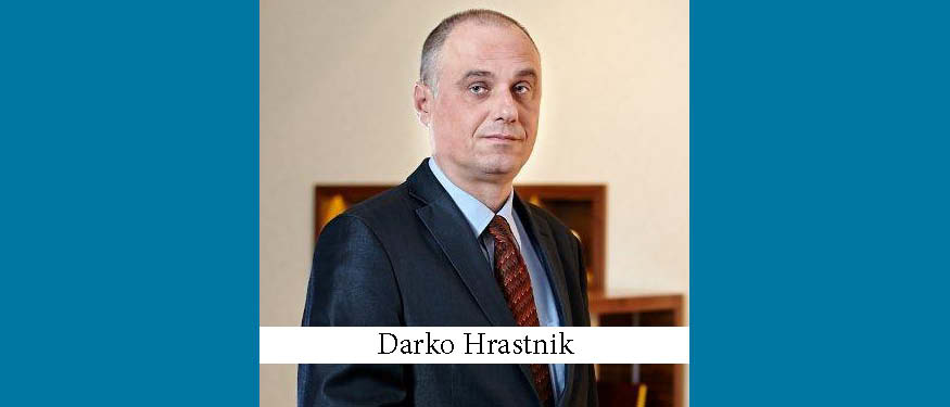 Deal 5: Darko Hrastnik, Chairman of the Board and CEO, on UNIOR Refinancing