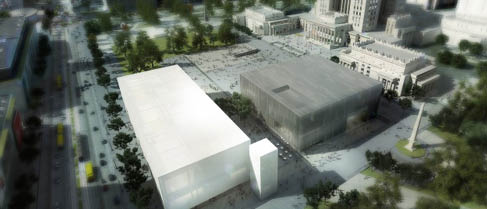 KKLW Assists Warsaw's Museum of Modern Art Obtain New Headquarters