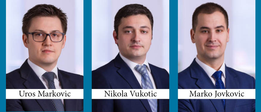 Former JPM Partners Launch MVJ Markovic Vukotic Jovkovic.