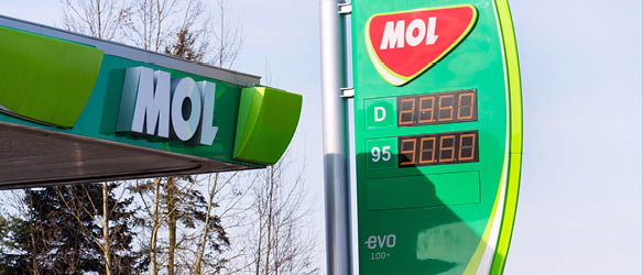 Noerr Advises MOL on Acquisition of Marche Hungary