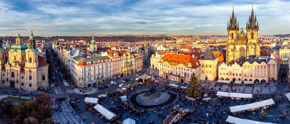 PRK Partners Advises on Equity Investment in Foodie Marketplace in Prague