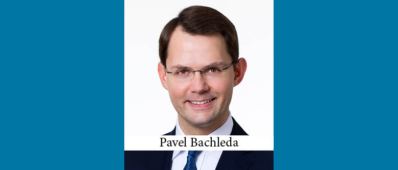 Pavel Bachleda Joins FWP as Junior Partner