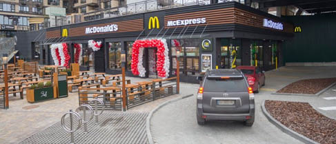 DLA Piper Helps McDonalds Open New Restaurant in Kyiv
