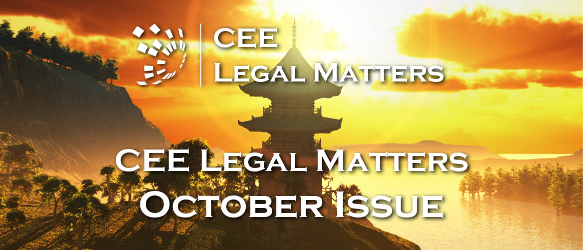 Checking In on China: Special October 2018 Issue of CEE Legal Matters Out Now