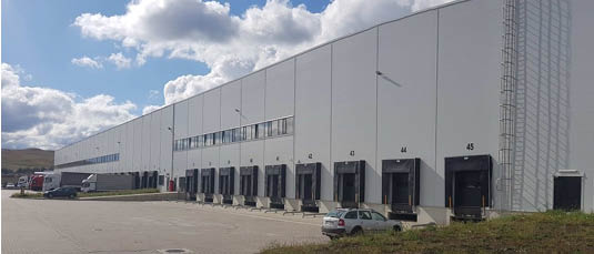 PNSA and The Law Chamber Advise on Logistics Parks Sale in Romania