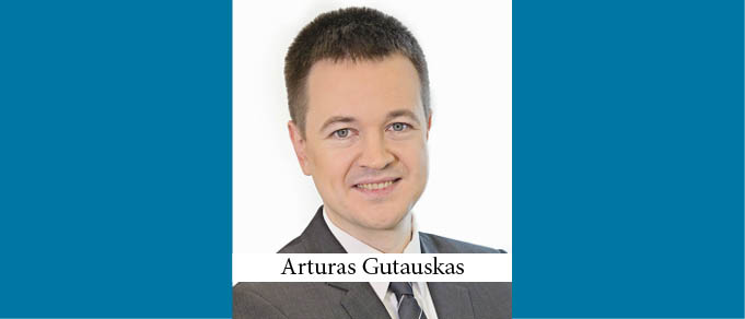 Arturas Gutauskas Becomes Associate Partner at Primus Derling in Lithuania