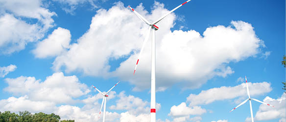 Wiercinski, Kwiecinski, Baehr Advises E&W on Agreement to Build Polish Wind Farms