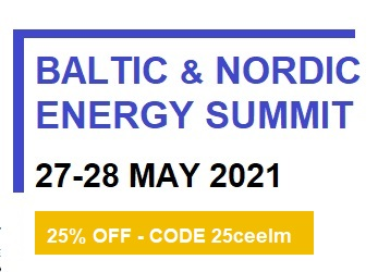 Baltic and Nordic Energy Summit - Home
