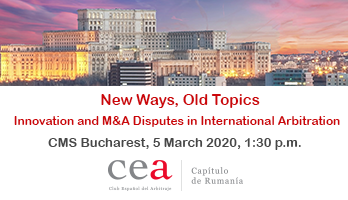 New Ways, Old Topics. Innovation and M&A Disputes in International Arbitration