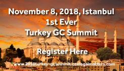 2018 Turkey GC Summit
