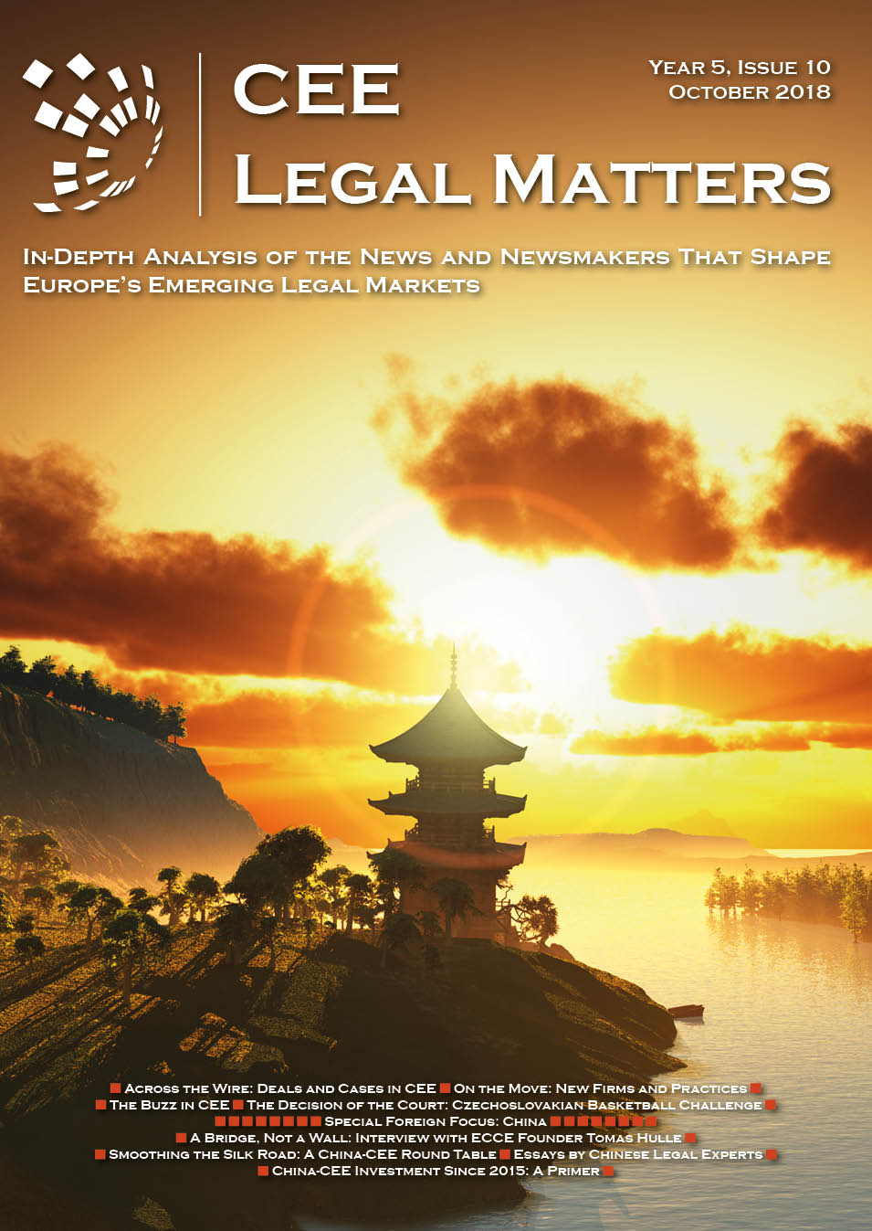 CEE Legal Matters: Issue 5.10.