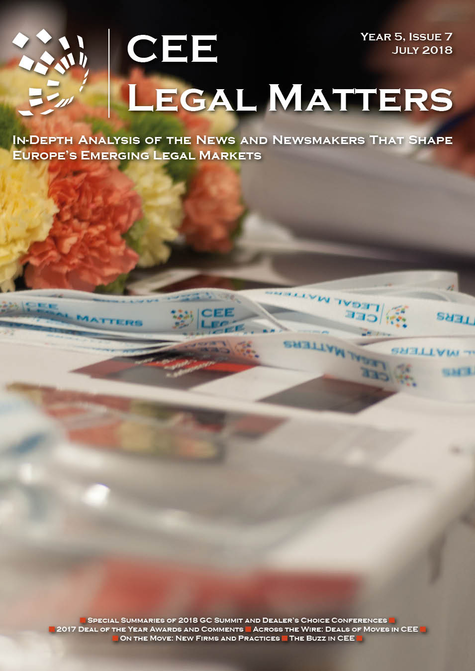 CEE Legal Matters: Issue 5.7.