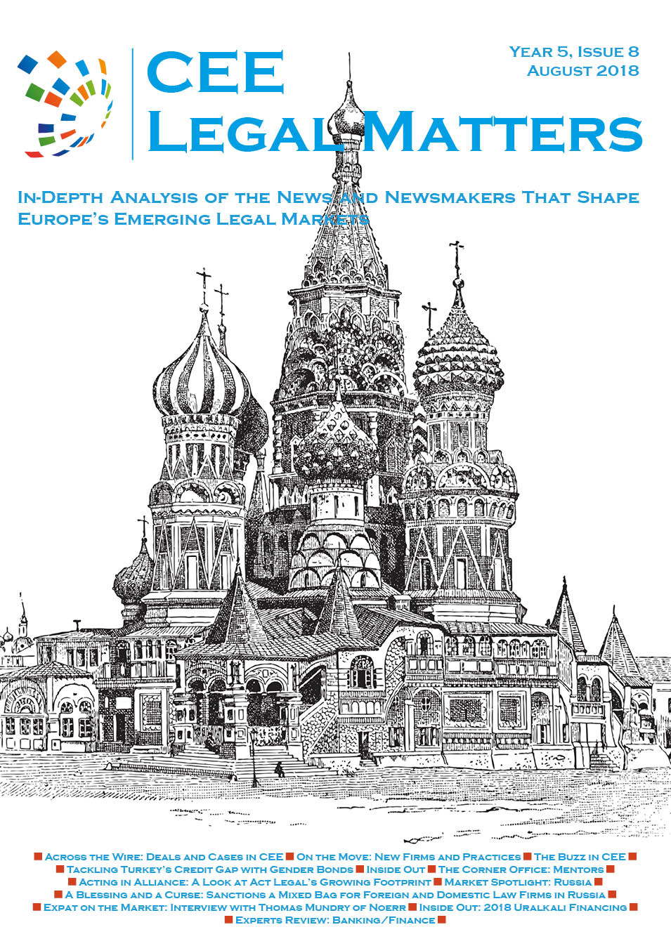 CEE Legal Matters: Issue 5.8.