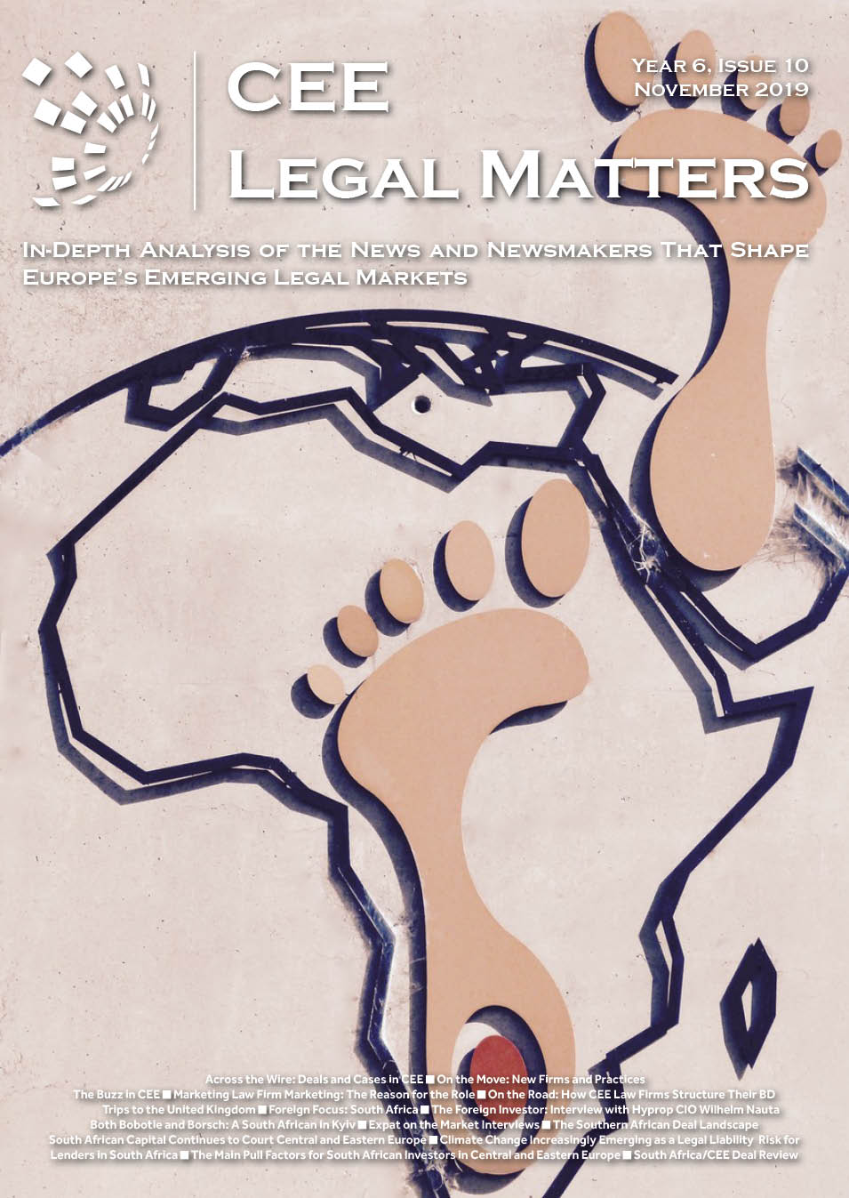 CEE Legal Matters: Issue 6.10