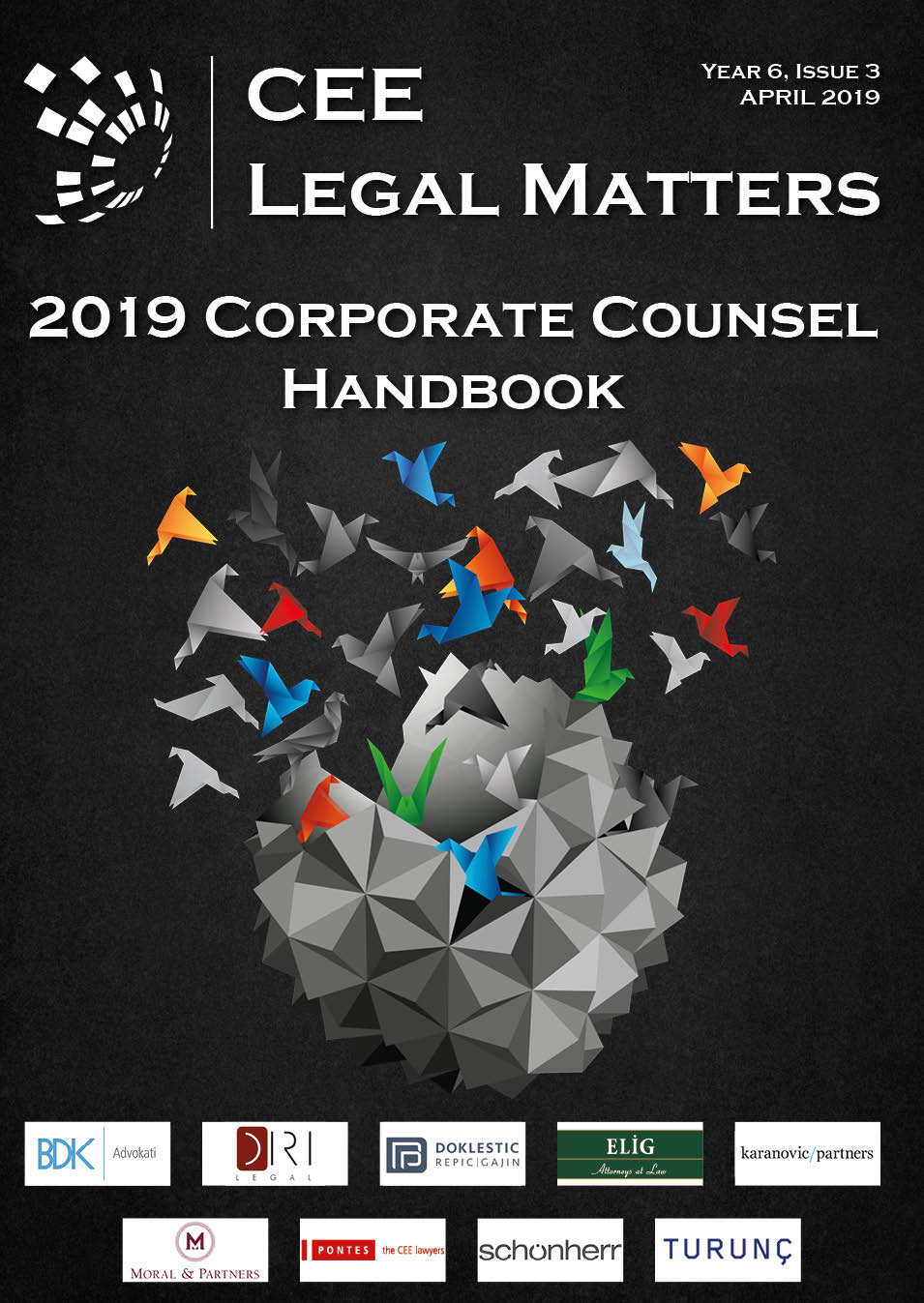 Corporate Counsel Handbook 2019 (Issue 6.3)