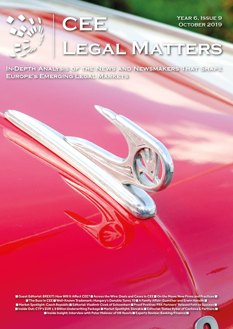 CEE Legal Matters: Issue 6.9
