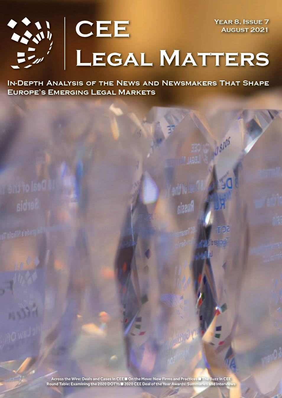 CEE Legal Matters: Issue 8.7