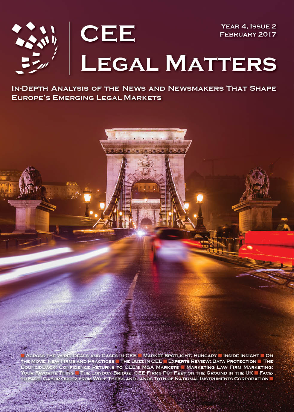 CEE Legal Matters: Issue 4.2.